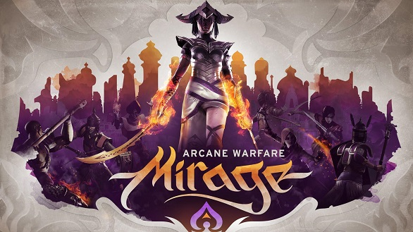Arcane Warfare